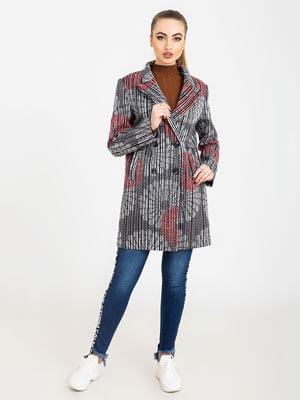 Пальто серое | 5079995