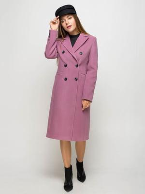 Пальто рожеве   5252116