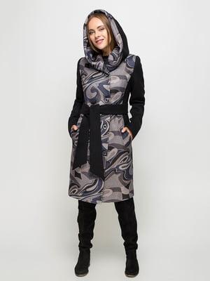 Пальто сіре   5252131