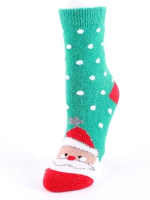 Носки зеленые   5252714