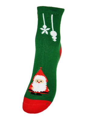 Шкарпетки зелені | 5252738