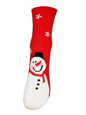 Шкарпетки червоні | 5252742