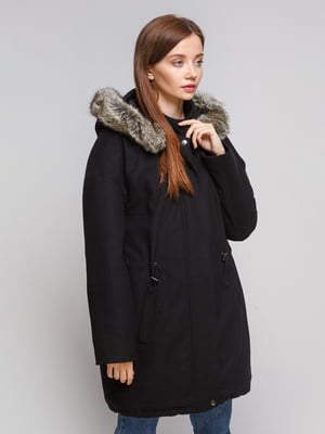 Куртка чорна | 5251692