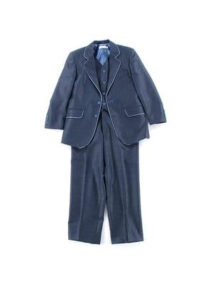 Костюм: пиджак, брюки и жилет | 5252815