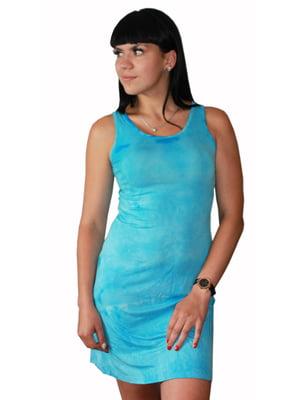 Сукня блакитна   5249989