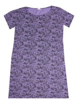 Платье фиолетовое | 5250001
