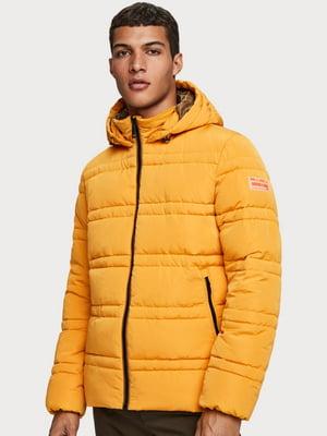 Куртка желтая   5227848