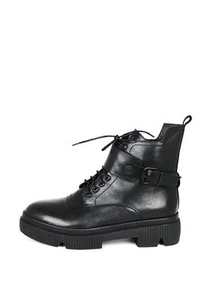 Ботинки черные | 5245439