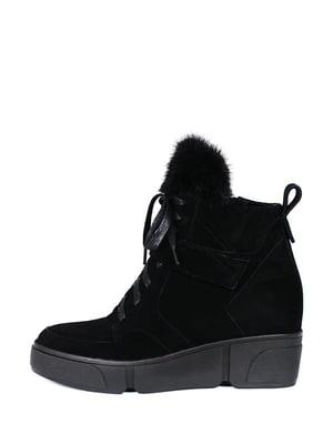 Ботинки черные | 5245446