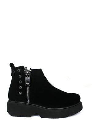 Ботинки черные | 5253006