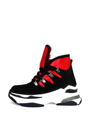 Ботинки черные | 5253015