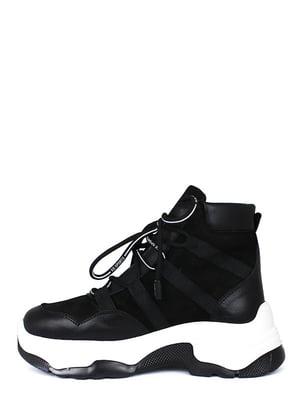 Ботинки черные | 5253016