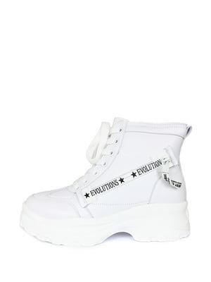 Черевики білі | 5253025
