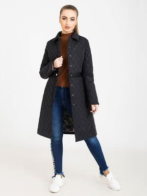 Пальто черное | 5080057
