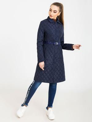 Пальто синее | 5080059