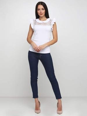 Блуза белая | 5253199