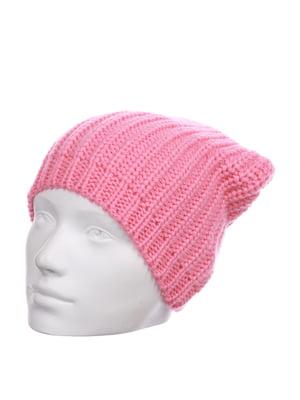 Шапка рожева | 5253754
