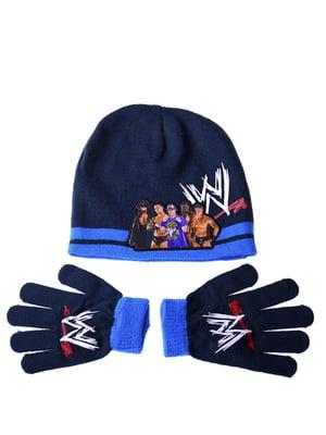 Комплект: шапка и перчатки | 5253817