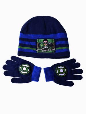 Комплект: шапка и перчатки | 5253819