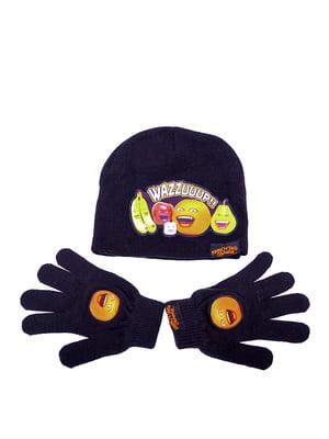 Комплект: шапка и перчатки | 5253820