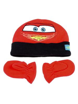 Комплект: шапка и рукавицы | 5253823