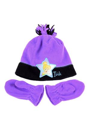 Комплект: шапка и рукавицы | 5253828