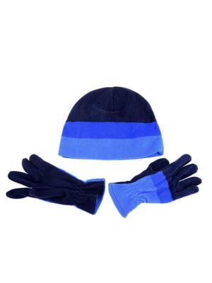 Комплект: шапка и перчатки | 5253830