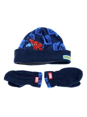 Комплект: шапка и рукавицы | 5253831