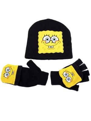 Комплект: шапка и перчатки | 5253832