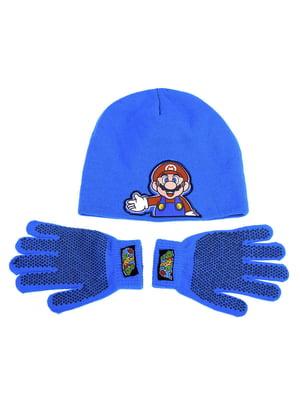Комплект: шапка и перчатки | 5253833