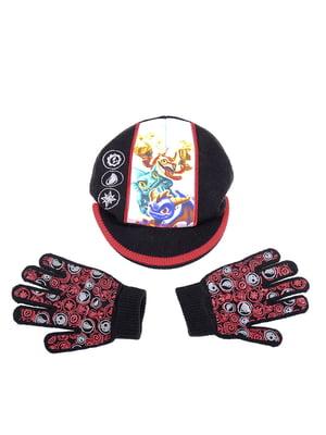 Комплект: шапка и перчатки | 5253835