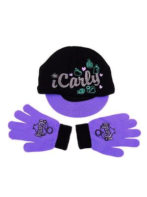 Комплект: шапка и перчатки | 5253836