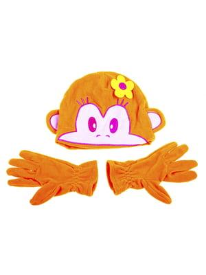 Комплект: шапка і рукавички | 5253837