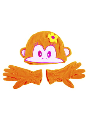 Комплект: шапка и перчатки | 5253837