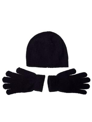 Комплект: шапка і рукавички | 5253843