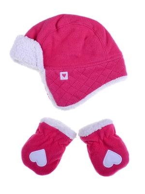 Комплект: шапка і рукавиці | 5253896