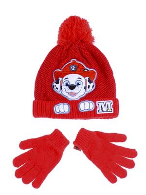 Комплект: шапка и перчатки | 5253898