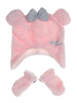 Комплект: шапка и рукавицы | 5253899