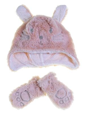 Комплект: шапка и рукавицы | 5253900