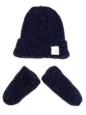 Комплект: шапка і рукавиці | 5253902