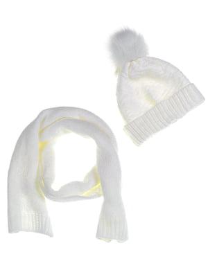 Комплект: шапка и шарф | 5253922