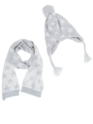 Комплект: шапка и шарф | 5253928
