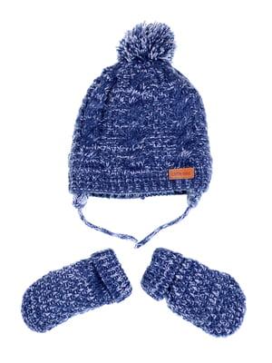 Комплект: шапка и рукавицы | 5253992