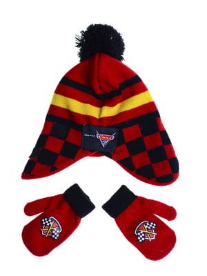 Комплект: шапка и рукавицы | 5253995