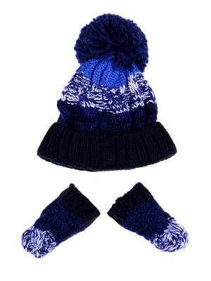 Комплект: шапка и рукавицы | 5253996