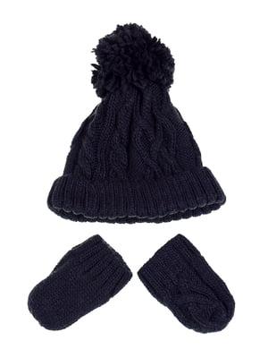 Комплект: шапка и рукавицы | 5253998