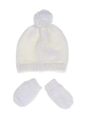 Комплект: шапка и рукавицы | 5253999