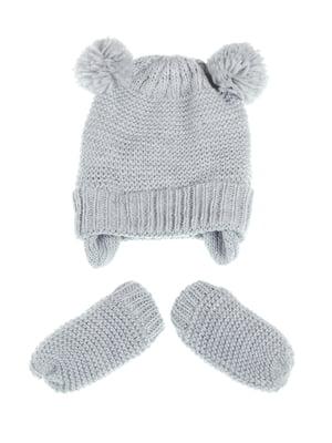 Комплект: шапка и рукавицы | 5254000