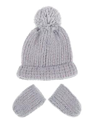 Комплект: шапка и рукавицы | 5254003