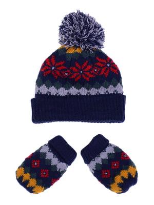 Комплект: шапка и рукавицы | 5254005